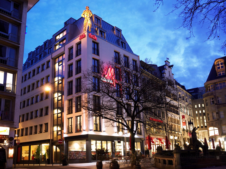 Hotel Eden Früh am Dom Köln